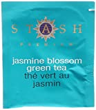Stash Tea Jasmine Blossom Green Tea, 100 Count