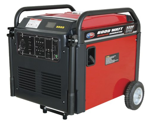 All Power 6000-Watt Peak Digital Inverter