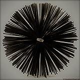 Target Metal Flue 8'' x 8'' Wire Chimney Brush 1/4'' 33190