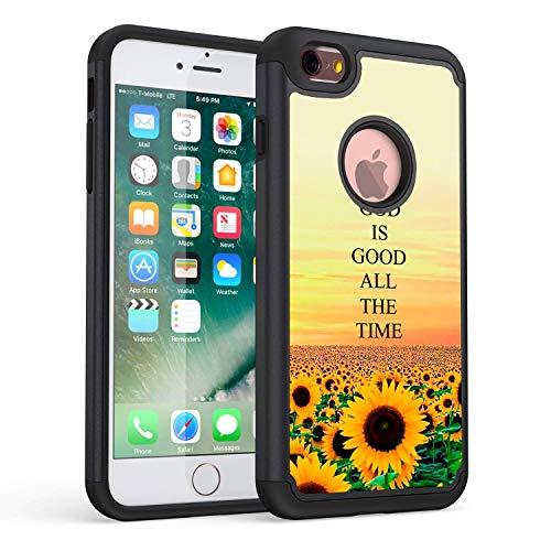 iPhone 6 Plus Case,iPhone 6S Plus Case,Rossy Heavy Duty Hybrid TPU Plastic Dual Layer Armor Defender Protection Case Cover for iPhone 6 Plus/6S Plus 5.5