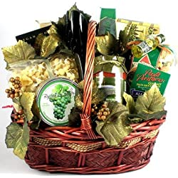 Gift Basket Village Viva Italiano Italian Gift Basket, Large