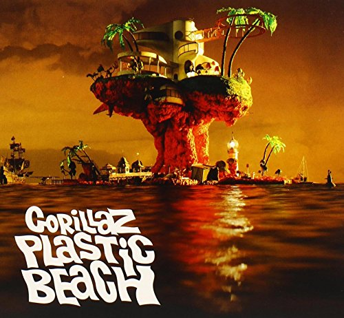 CD : Gorillaz - Plastic Beach [Explicit Content] (CD)