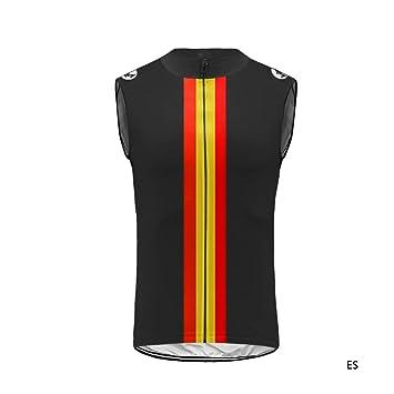 Uglyfrog Ciclismo Maillots Sin Mangas MTB Traje Ciclista ...