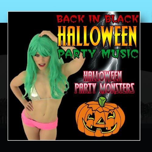 Back in Black Halloween Party Music]()