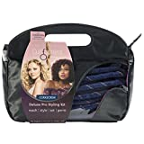 Curlformers Deluxe Range Styling Kit Corkscrew Curls for Extra Long Hair by Hair Flair