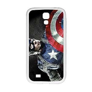 Custom Captain America Desgin High Quality Case Cover Fashion Style for Samsung Galaxy S4
