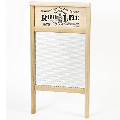 Lehman's Glass Washboard by Columbus Washboard Company