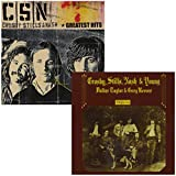 Greatest Hits - Deja Vu - Crosby, Stills, Nash & Young - 2 CD Album Bundling