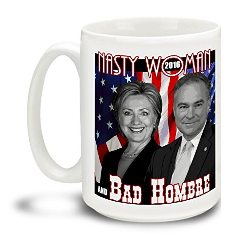 Nasty Woman Hombre Hillary Clinton product image