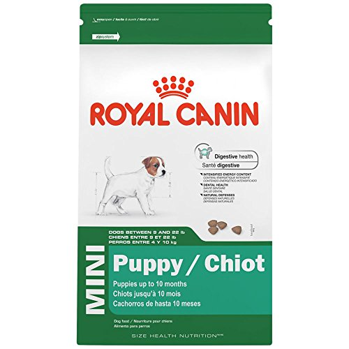 ROYAL CANIN SIZE HEALTH NUTRITION MINI Puppy dry dog food, (Canine Puppy Milk)