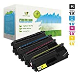 AZ Supplies Toner | 40% more Print Yield | 4-Pack replace Brother TN336BK TN336C TN336M TN336Y for Brother DCP-L8400CDN, DCP-L8450CDW, HL-L8250CDN, HL-L8350CDW, MFC-L8650CDW, MFC-L8850CDW