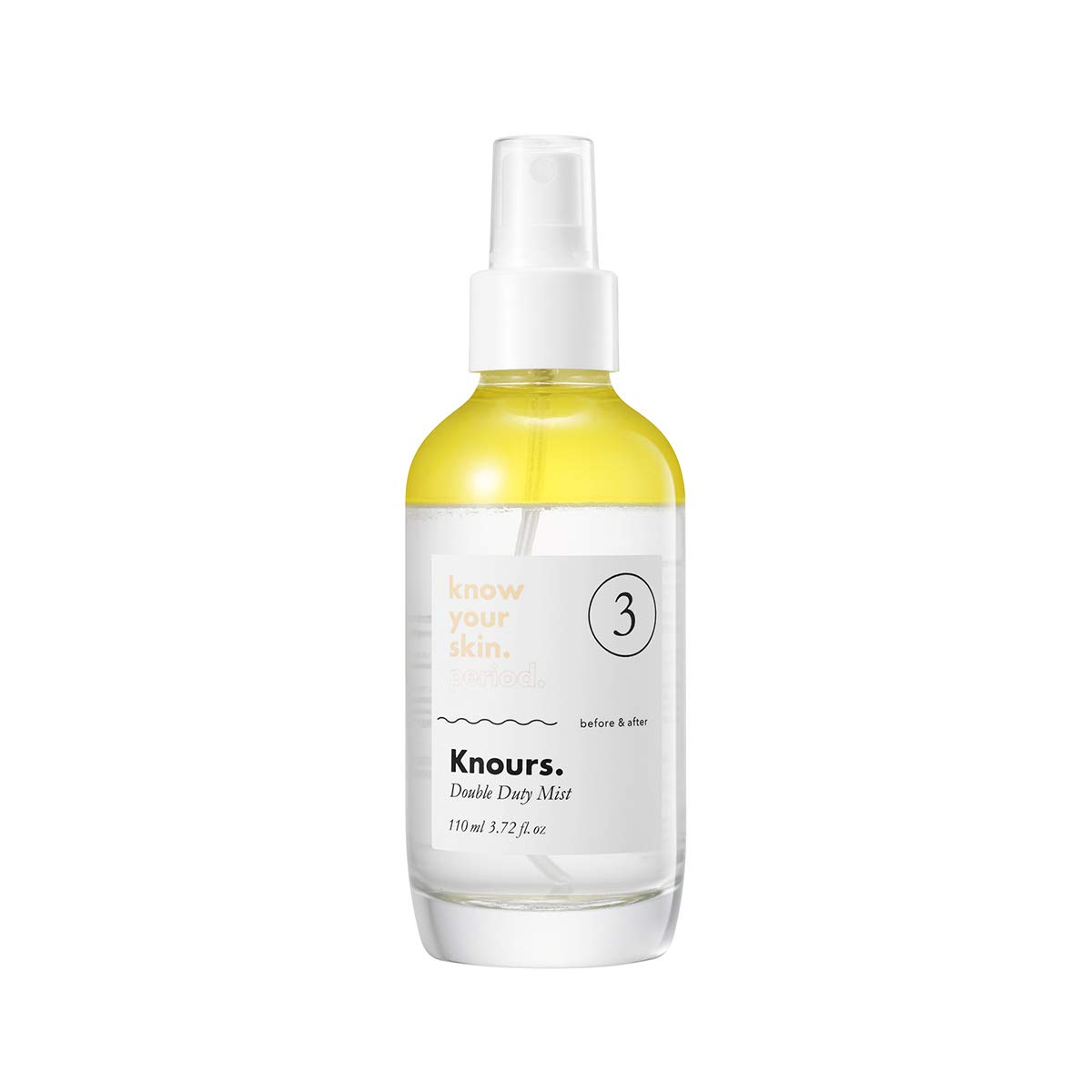 Knours. - Double Duty Mist | Soothing Nourishing Facial Mist EWG Verified Natural Ingredients Clean Beauty (110ml/3.72 fl oz.)…