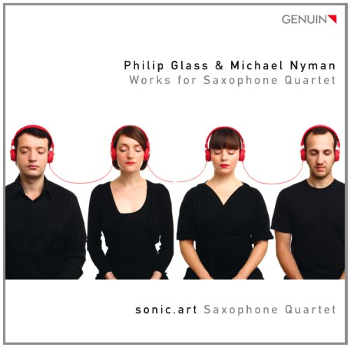 Works for Saxophone Quartet ()