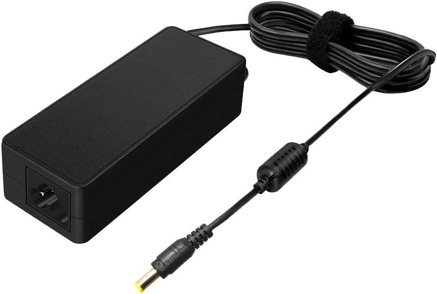 UBatteries Compatible 18.5V 65W AC Adapter Charger Replacement for HP Pavilion DM3 DM3t DM3z dv2 dv1000 dv2000 dv5000 dv6000 dv8000 dv9000 HP Mini 311 PA-1650-02C Series