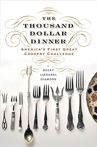 Thousand Dollar Dinner Americas Challenge ebook product image