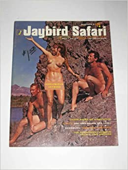 Jaybird Safari Vintage Nudist Magazine #4 1966: Inc  Sun Era: Amazon