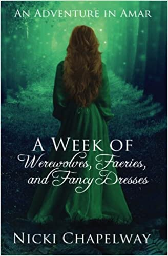 Image result for a week of werewolves, faeries, and fancy dresses