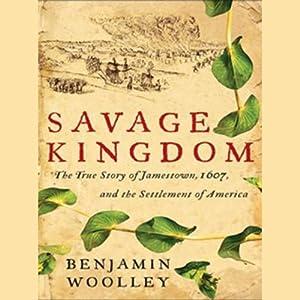 Savage Kingdom Audiobook