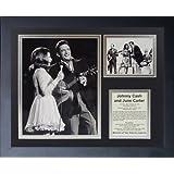 "Legends Never Die""Johnny Cash and June Carter"" Framed Photo Collage, 11 x 14-Inch"