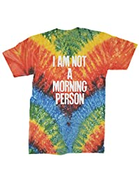 Expression Tees I Am Not A Morning Person Mens T-Shirt