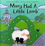 img - for Mary Had a Little Lamb (Finger Puppet Books) by Linda Jennings (1998-10-31) book / textbook / text book