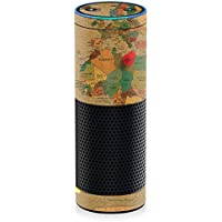 MightySkins Protective Vinyl Skin Decal for Amazon Echo wrap cover sticker skins World Peace