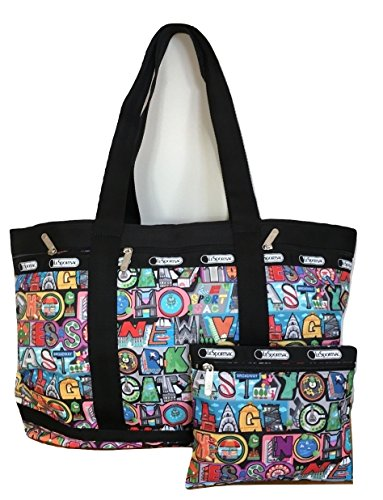 LeSportsac Travel Tote, NYC, New York City ()