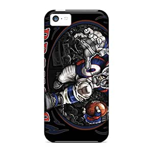 Great Hard Phone Cases For Iphone 5c With Customized Stylish Denver Broncos Image MarieFrancePitre