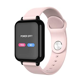 LEMFO Pantalla de Color Reloj Inteligente Hombres IP67 Impermeable ...