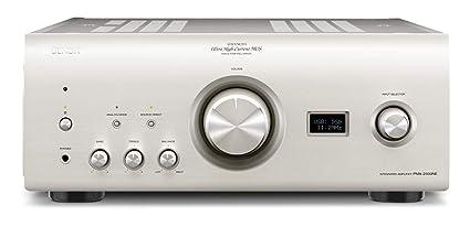 Denon PMA-2500NE 2.0canales Hogar Alámbrico Plata - Amplificador de audio (2.0 canales