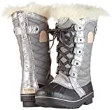 SOREL - Youth Tofino II Winter Snow Boots with Faux