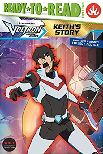 Amazon com: Keith's Story (Voltron Legendary Defender