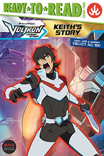 Keith's Story (Voltron Legendary Defender) -