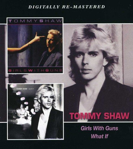 Girls with Guns / What If (Rockers Tommy)