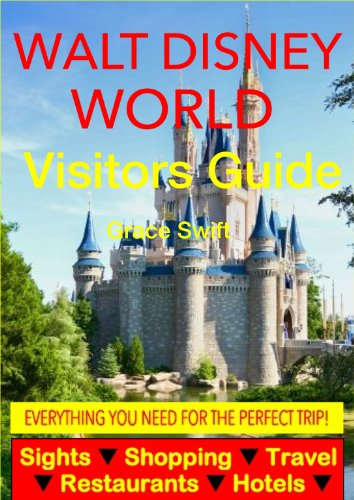 Walt Disney World, Florida Visitors Guide - Sightseeing, Hotel, Restaurant, Travel & Shopping Highlights - Disney Shopping Orlando