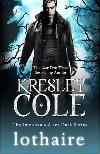 kresley cole lothaire read online