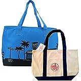 Trader Joe's Cooler Bag and Trader Joe's Canvas Bag