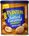 Planters Peanuts, Salted Caramel, 6 O...