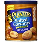 Planters Peanuts, Salted Caramel, 6 Ounce