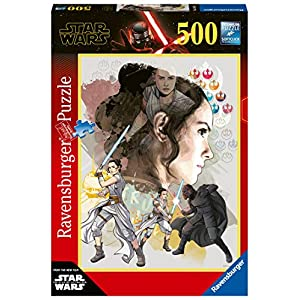 Ravensburger Star Wars 9 B Puzzle 500 Pezzi Multicolore 14816