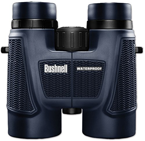 - Bushnell H2O Waterproof/Fogproof Roof Prism Binocular, 10 x 42-mm, Black