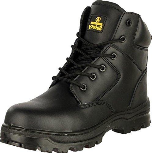 Amblers Safety FS006C Unisex-Erwachsene Boots Herren Leder Obermaterial PU Sohle Damen Schuhe