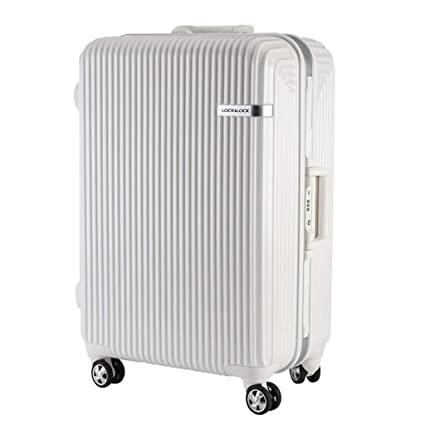 Maletas Ligeras con Abs + Pc Travel Rolling Trolley Case ...