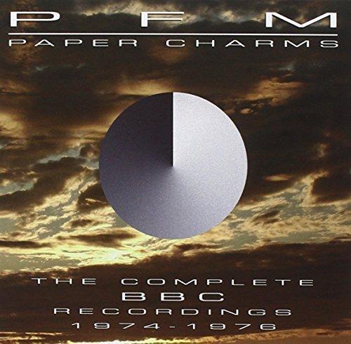 Paper Charm - Paper Charms ~ The Complete Bbc Recordings 1974-1976: 2Cd/1Dvd Boxset Edition /  Pfm