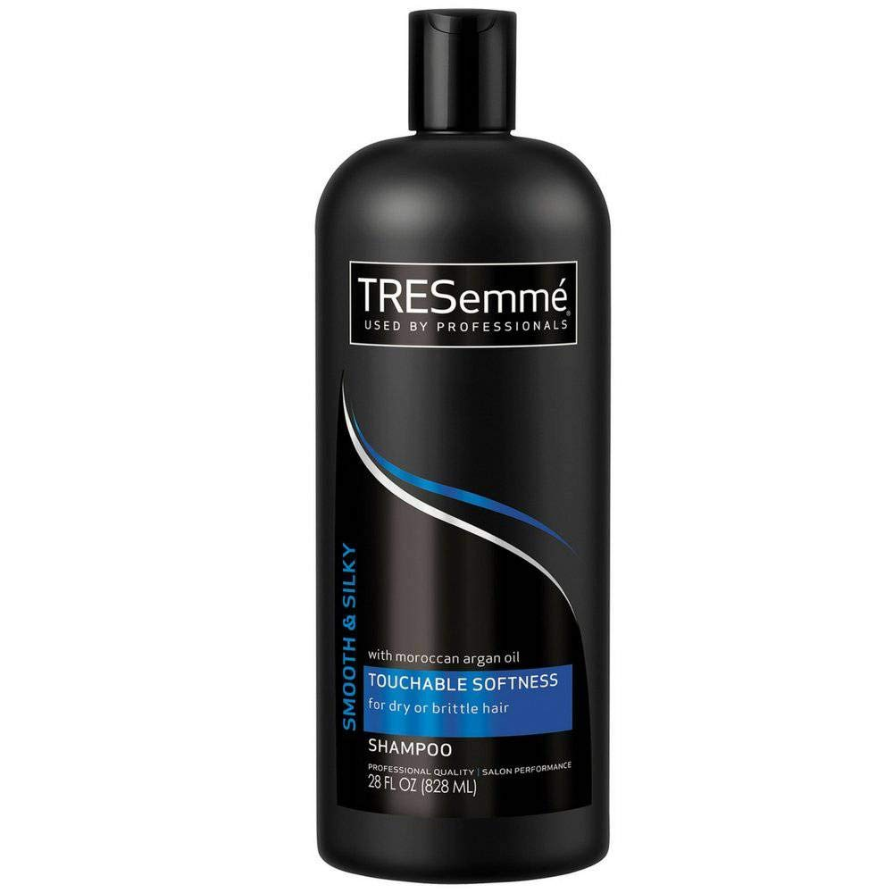 TRESemme Smooth & Silky Shampoo, Moroccan Argan Oil 28 oz(Pack of 6) by TRESemme