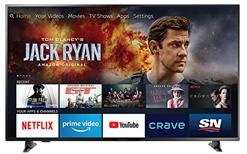 Insignia 58-inch 4K UHD HDR LED Smart TV - Fire TV Edition