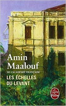 Book Les Echelles du Levant (French Edition)