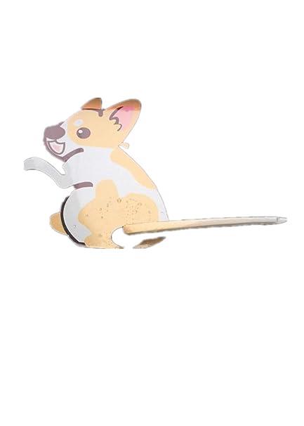 YONGYAO 3D Pegatinas De Coches De Dibujos Animados Canguro Móvil Cola Trasera Ventana Limpiaparabrisas Reflexivo Calcomanías