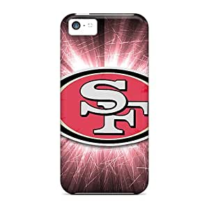 MXcases Djg1103qcze Case For Iphone 5c With Nice San Francisco 49ers Appearance