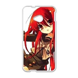 HTC One M7 Cell Phone Case White shakugan no shana 010 VBN8945963H